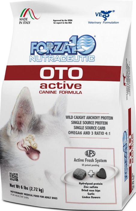 Forza10 OTO Active Dry Dog Food