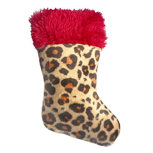 Huxley & Kent Kittybelles Leopard Stocking
