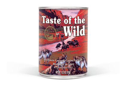 Taste Of The Wild Southwest Canyon Can 13.2 oz