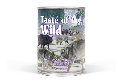 Taste Of The Wild Sierra Mountain Can 13.2 oz