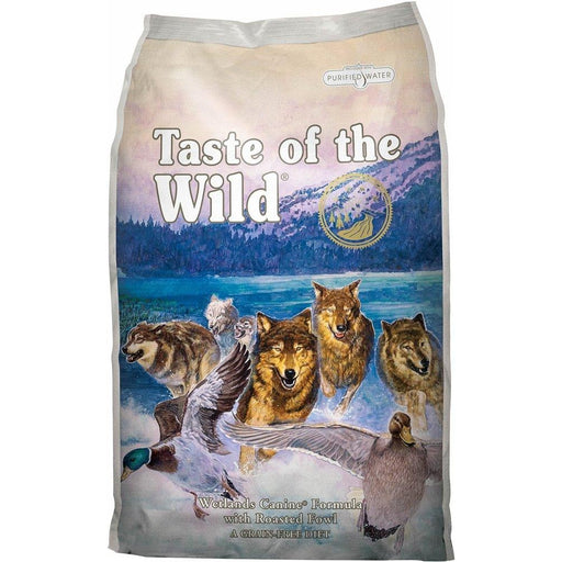 Taste of the Wild Wetlands Dog Food 5 lbs