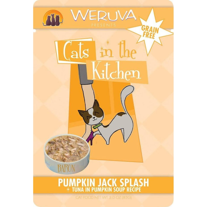 Weruva Pumpkin Jack Splash Cat Food 3 oz