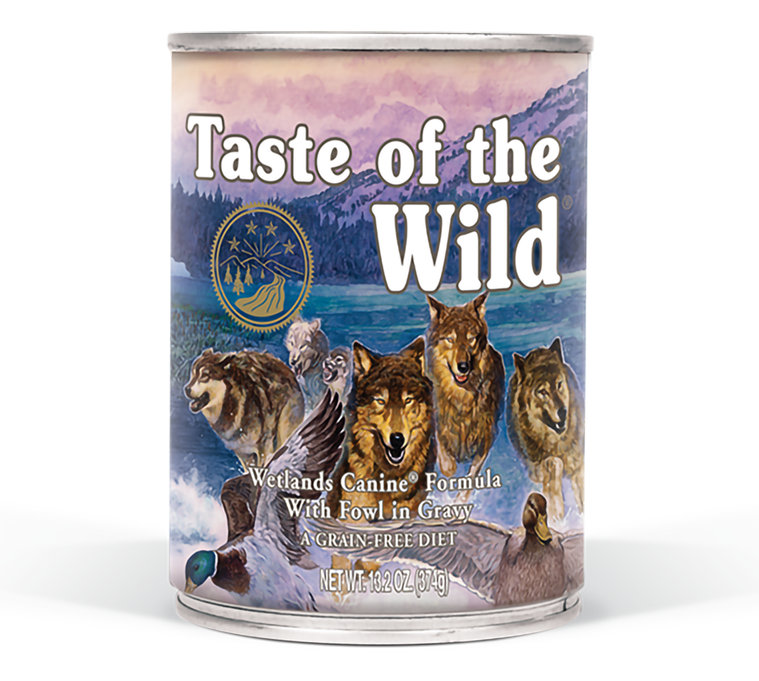 Taste Of The Wild Wetland Can 13.2 oz