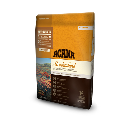 Acana Meadowlands Dog 25lb