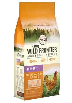 Nutro Wild Frontier Indoor Cat Chicken 5lb