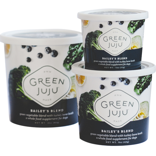 Green Juju Frozen Bailey's Blend