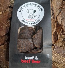 Doggy Beef & Beef Liver Chips