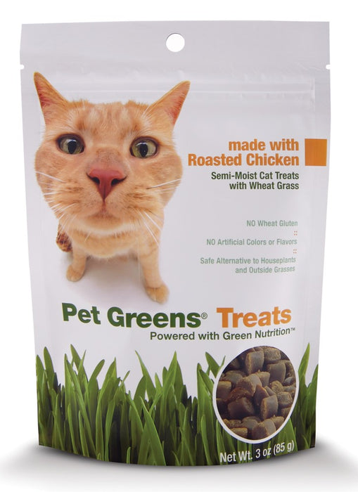 Bellrock Cat Greens: Chicken 3 oz