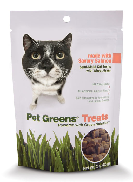 Bellrock Cat Greens: Salmon 3 oz