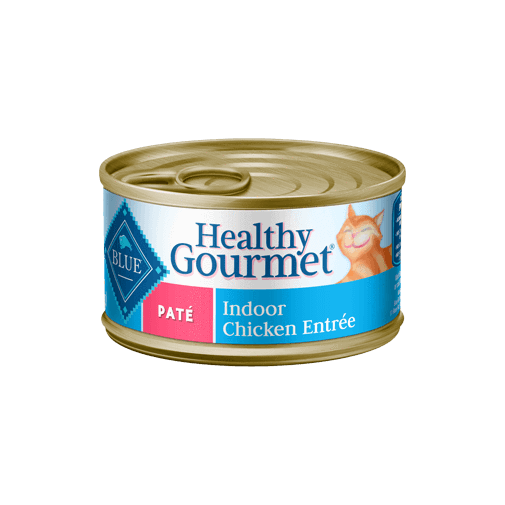 Blue Buffalo Pate Entree Indoor Chicken 3 oz
