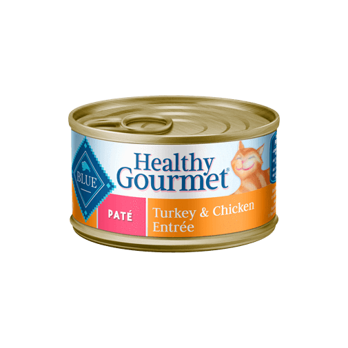 Blue Buffalo Pate Entree Turkey and Chicken 3 oz