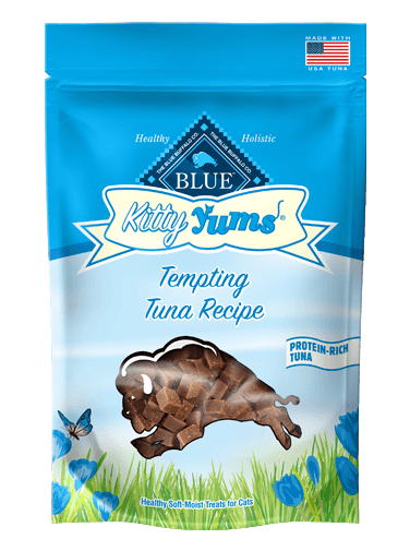 Blue Buffalo Kitty Yums Cat Treat: Tuna 2 oz