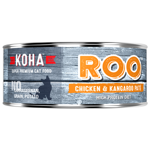 Koha Cat Chicken/Kangaroo Grain free 5.5oz