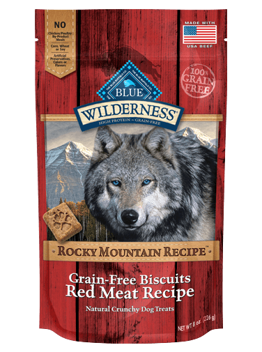 Blue Buffalo Wilderness Rocky Mountain Trail Biscuit 8 oz