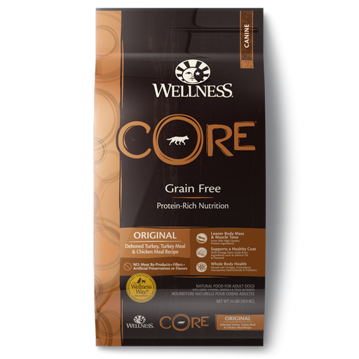 Wellness Core Canine Original Turkey and Chicken