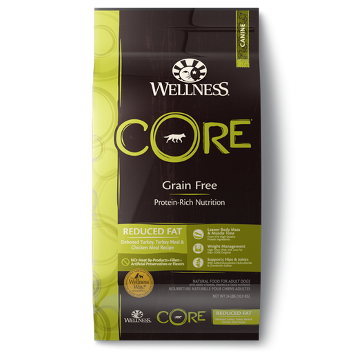 Wellness Core Canine Reduced Fat