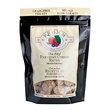 Fromm Treats Parmesan Cheese 8oz