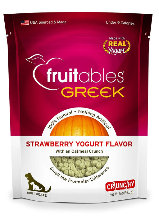 Fruitables Greek Yogurt Strawberry 7oz
