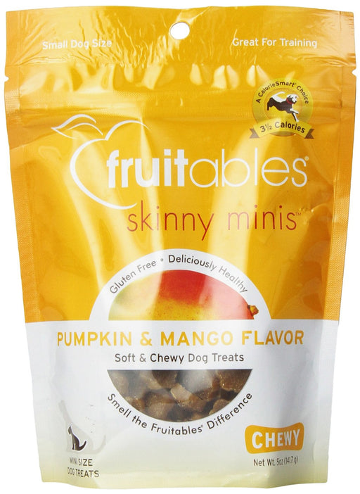 Fruitables Treat Mini Pumpkin Mango 5oz