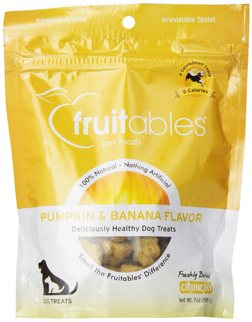 Fruitables Treat Pumpkin Banana 7oz