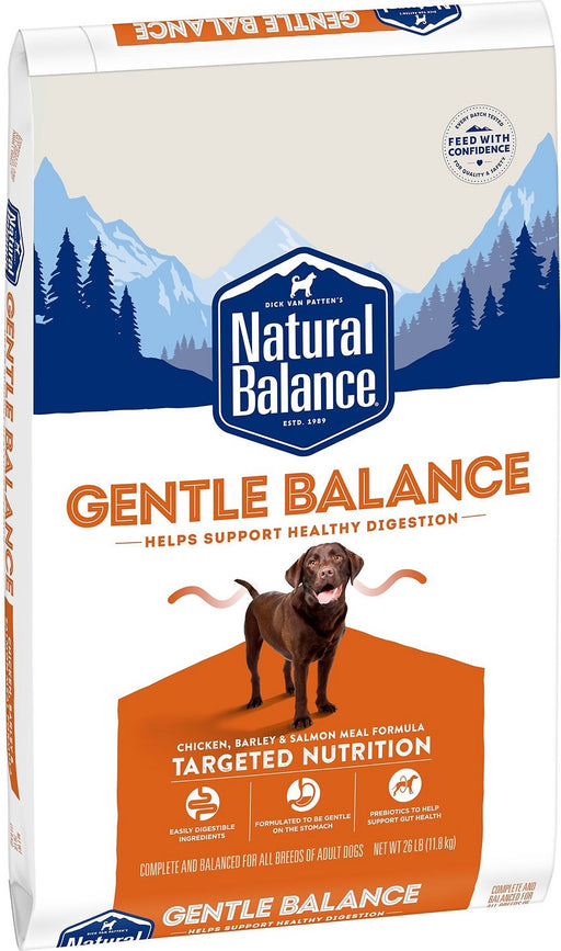 Natural Balance Targeted Nutrition Gentle Balance Dry Dog Food