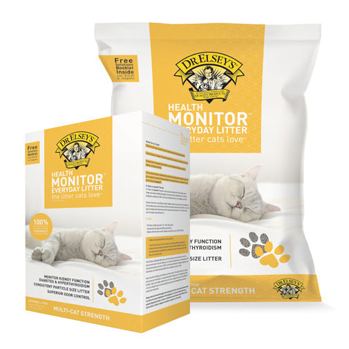 Precious Cat Dr. Elsey's Health Monitor Everyday Litter 20 lb