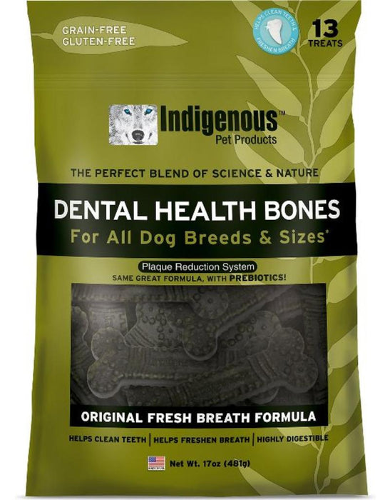 Indigenous Dental Health Bones - Original Fresh Breath