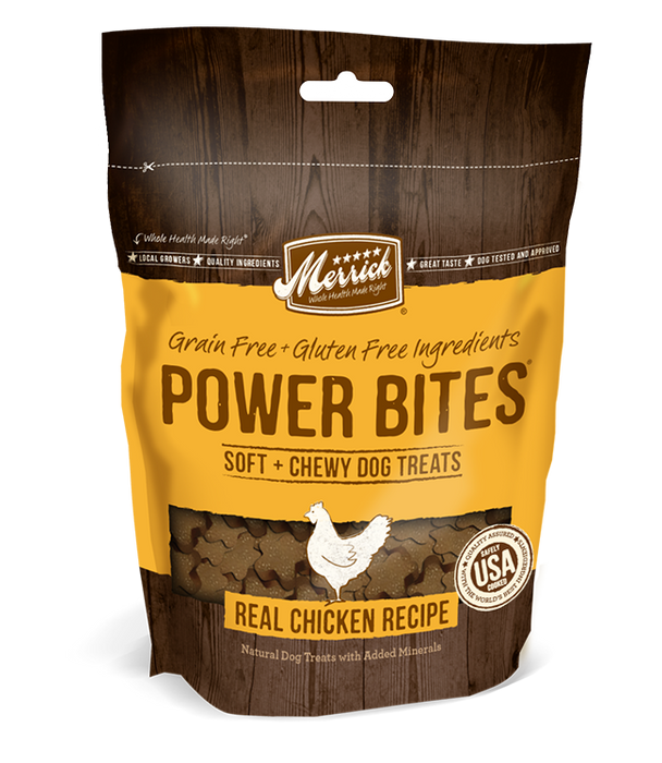 Merrick Power Bite Chicken 6 oz