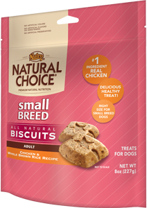 Nutro Ultra Small Breed Biscuits 16 oz