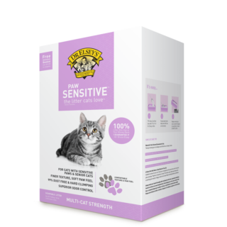 Dr. Elsey's Paw Sensitive Litter 20lb