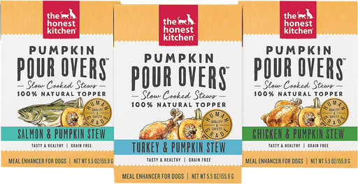 The Honest Kitchen Pumpkin Pour Overs, 5.5 oz