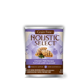Holistic Select Grain Free Chicken Pate 13oz