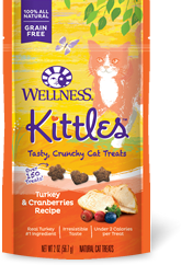 Wellness Kittles Turkey/Cranberry 2oz
