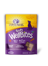 Wellness Wellbite Grain Free Chicken/Venison 6oz