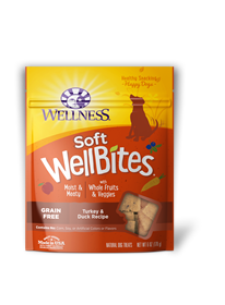 Wellness Wellbite Grain Free Turkey/Duck 6oz