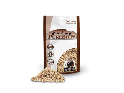 Purebite Cat Treat - Turkey