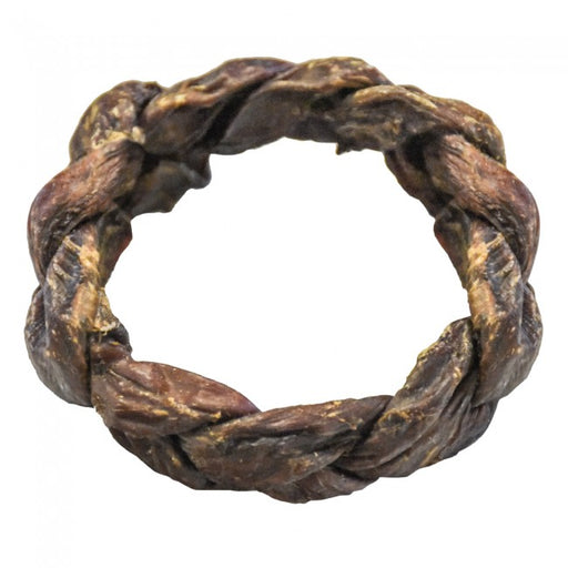 Redbarn Fetcher Braid Rawhide Ring