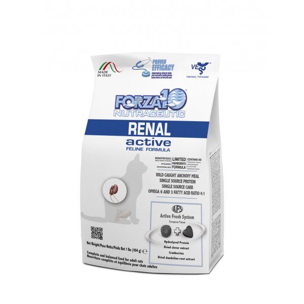 Forza10 Renal Active Cat 4lbs