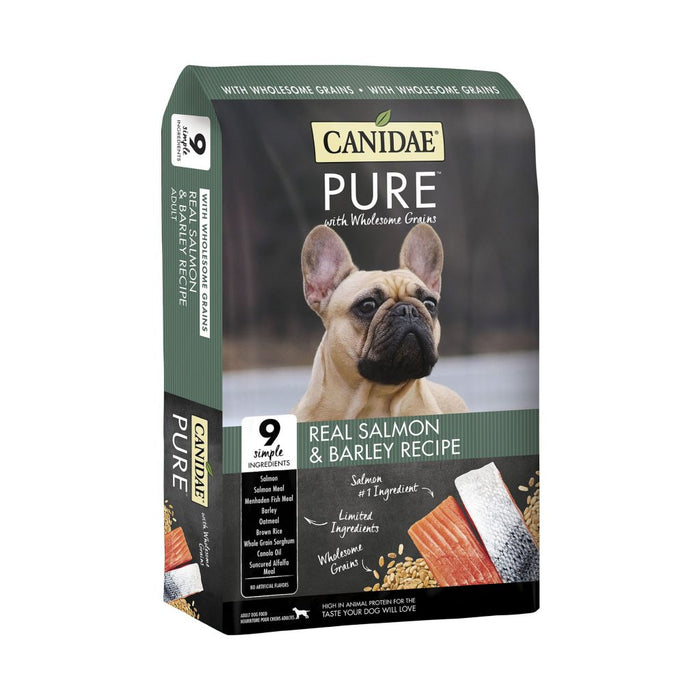 Canidae Pure with Wholesome Grains Real Salmon & Barley Recipe Dry Dog Food