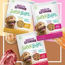 Health Extension Freeze Dried Super Bites Raw Meal Mixers