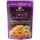 Wellness Core Simply Shreds Chicken, Wild Salmon and Pumpkin 2.8 oz
