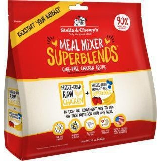 Stella & Chewy's Superblend Meal Mixers Chicken 3.25 oz