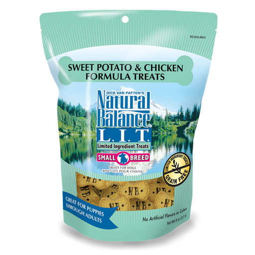 Natural Balance L.I.T Sweet Potato & Chicken Biscuits