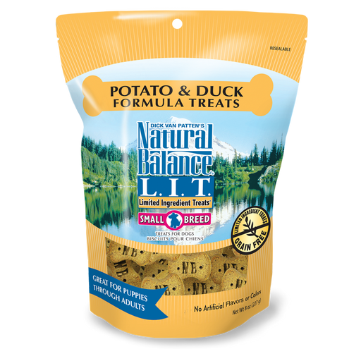 Natural Balance L.I.T Potato & Duck Biscuits
