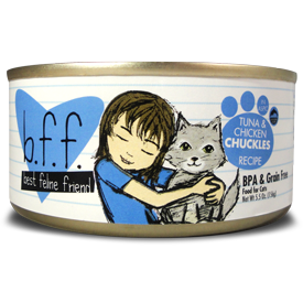 Weruva BFF Chuckle Tuna and Chicken 3 oz