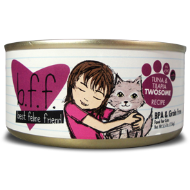Weruva BFF Twosome Tuna and Trout 3 oz