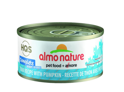 Almo Nature Complete Tuna Recipe with Pumpkin Wet Cat Food, 2.47 oz
