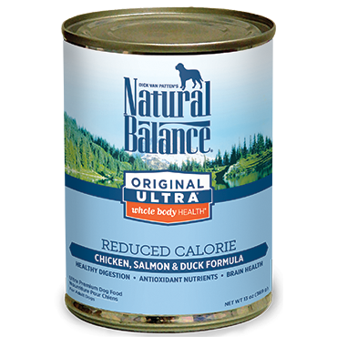 Natural Balance Ultra Reduced Calorie 13oz