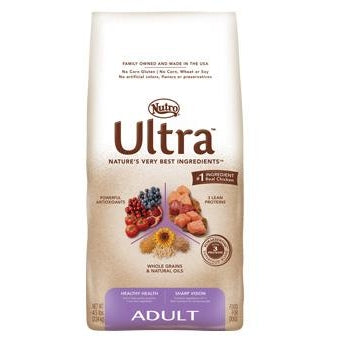 Nutro Ultra Adult Canine 4.5lb