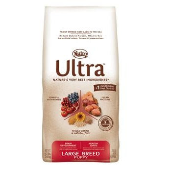Nutro Ultra Large Breed Puppy 30lb